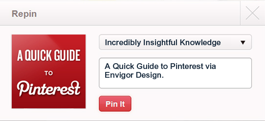 A Quick Guide to Pinterest - Envigor