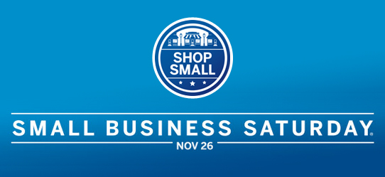 Small Business Saturday - Envigor