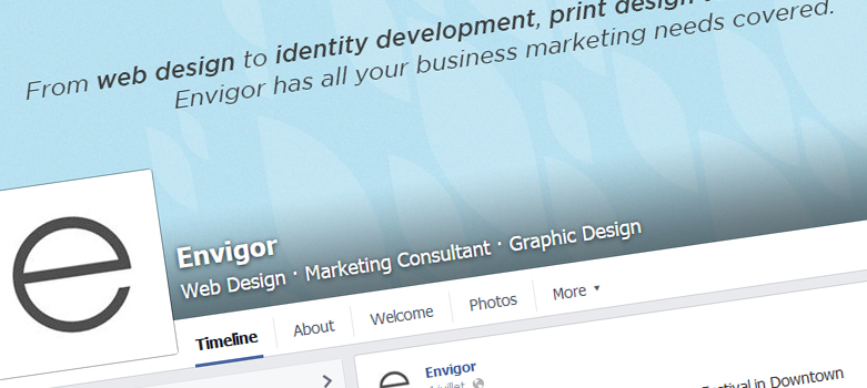 Facebook Introduces Timeline for Business Pages - Envigor