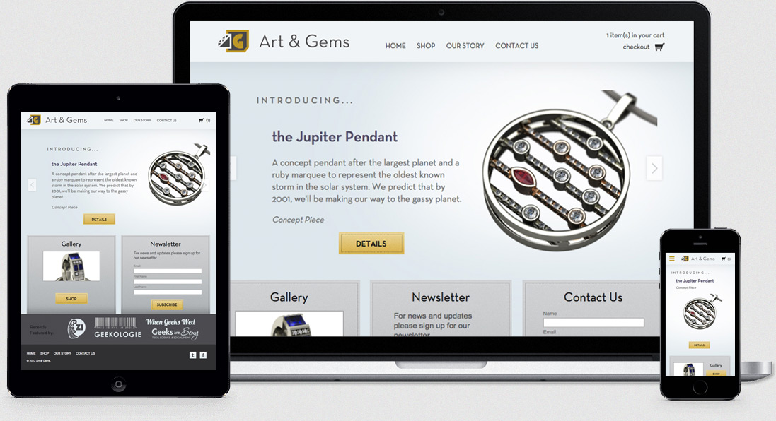 Art Gems Jewelers