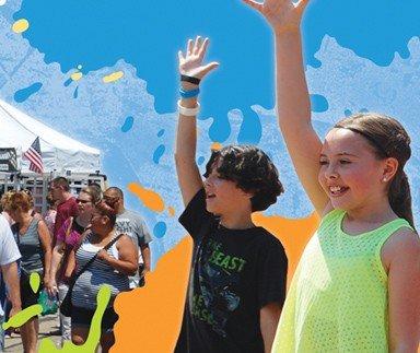 Lakeshore Art Festival - Logo Design
