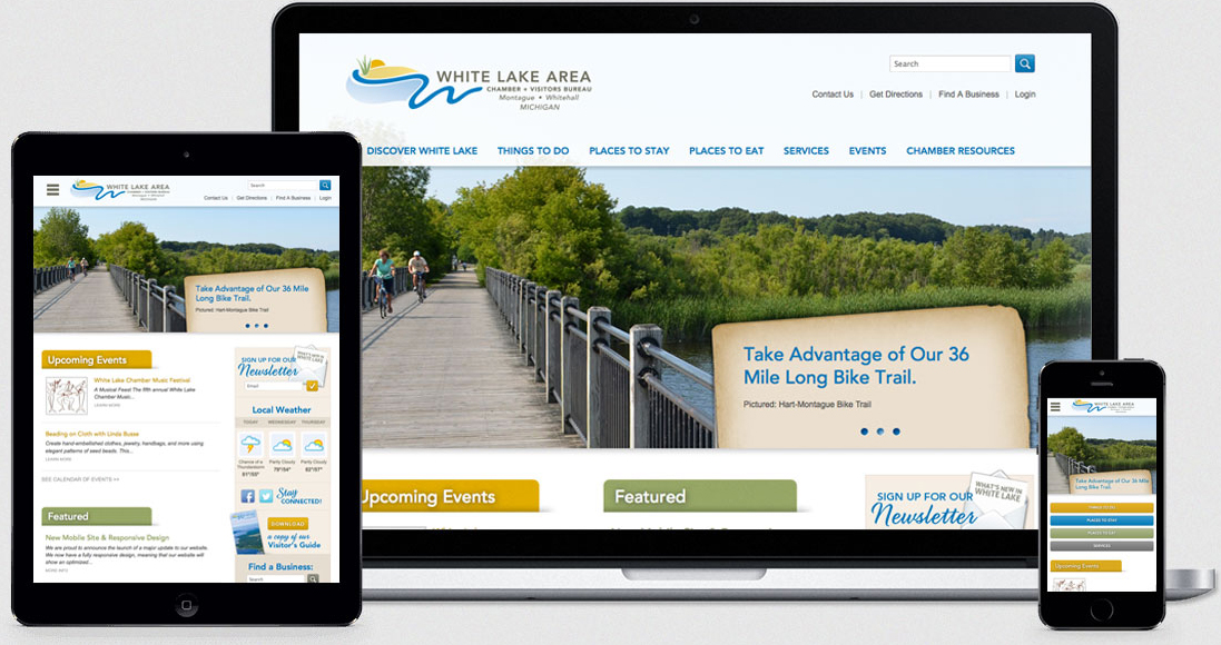 White Lake Chamber of Commerce + Visitor's Bureau