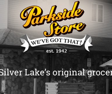 Parkside Store - Web Design & Development
