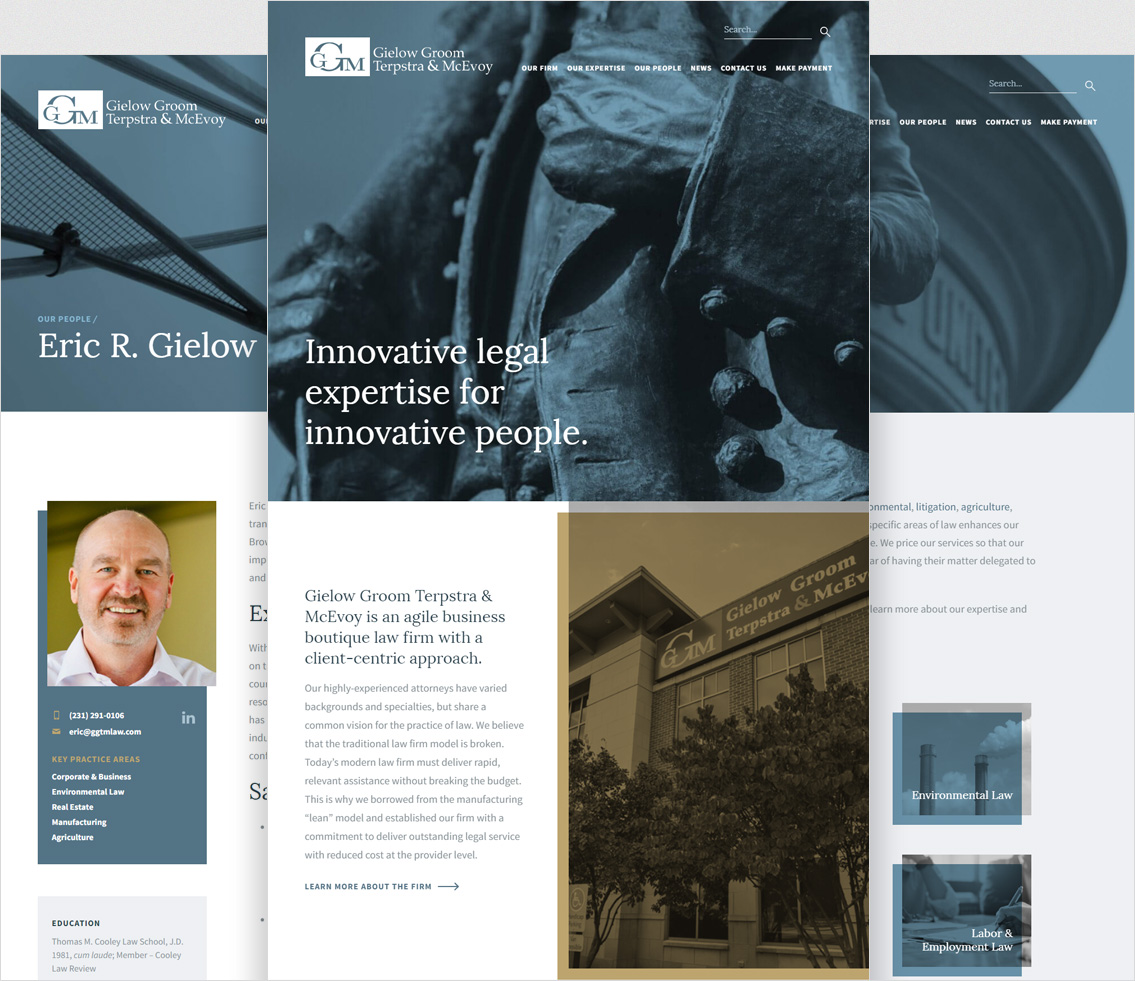 Gielow Groom Terpstra & McEvoy - Project Example 2