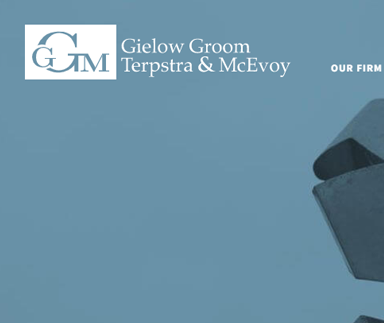 Gielow Groom Terpstra & McEvoy - Web Design & Development