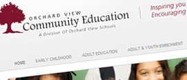Orchard View Community Education